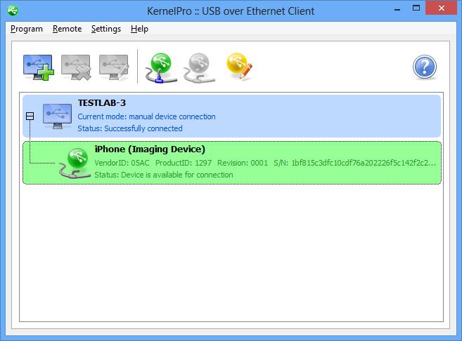 KernelPro com - Products - usb over ethernet - usb network - usb